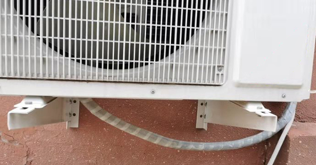 空调支架安装案例