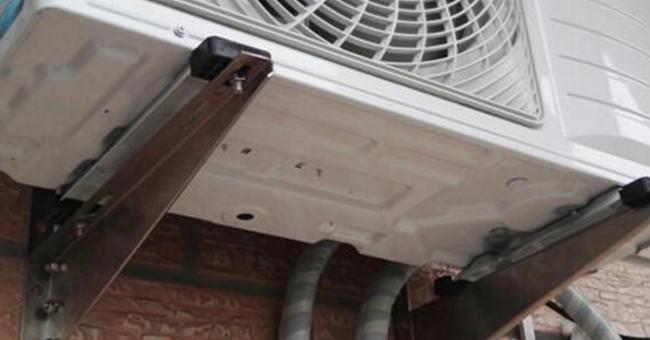河北空调支架案例