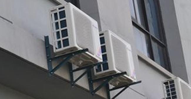 空调外机支架案例